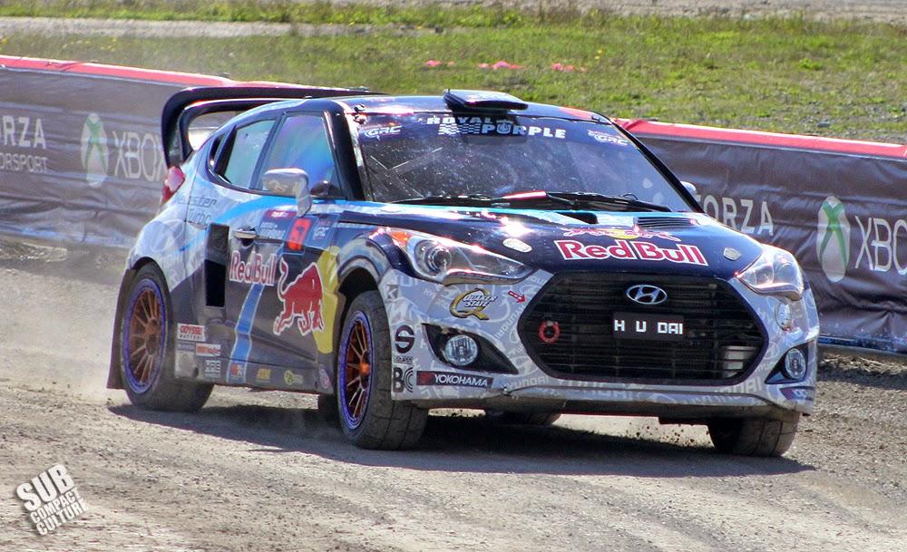 Rhys Millen Hyundai Veloster