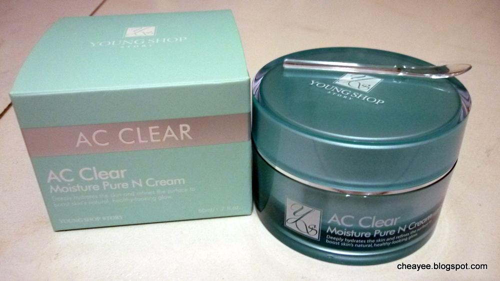 CYB | Chea-Yee's Blog: July 2013: My Night Skincare Face ...