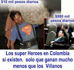 NUESTROS HEROES