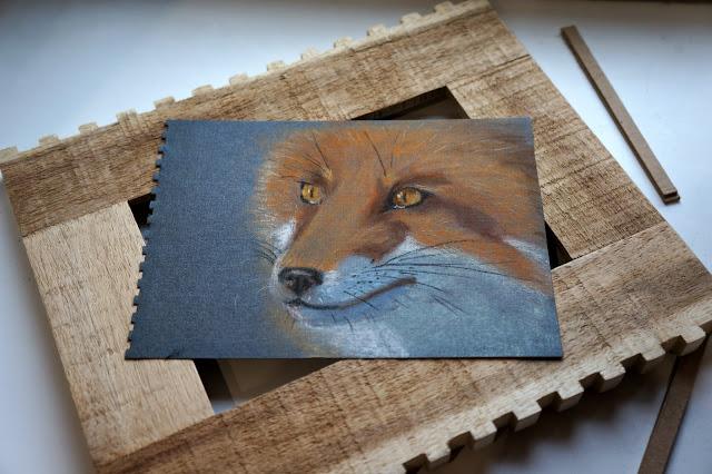 Рисунок и живопись. Рисунок пастелью. Лис. Лисица. Лиса.