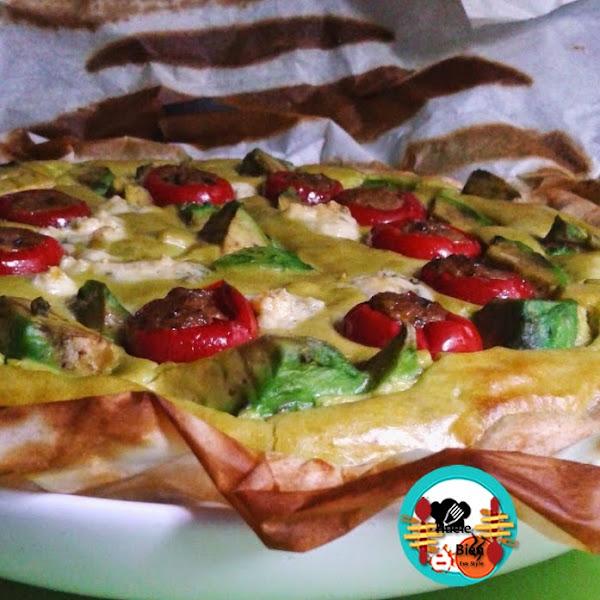 Primer plato facil cocinar en casa es for Quiche de verduras facil