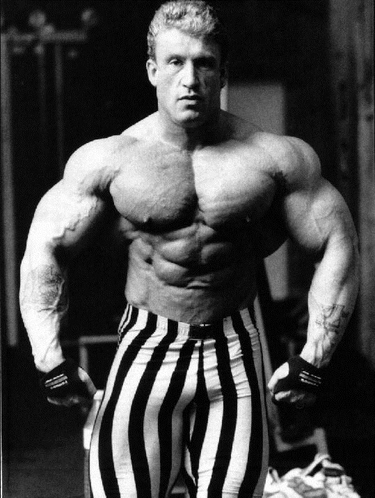 """""""Dorian Yates Was Much More Dominant Than Phil Heath"""" -Jay ..."""