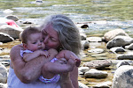 Baby Love at the Yuba River