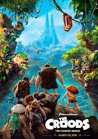 Los Croods: Una aventura prehistorica (2013) online y gratis