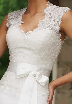 Vestidos de novia segun mi cuerpo