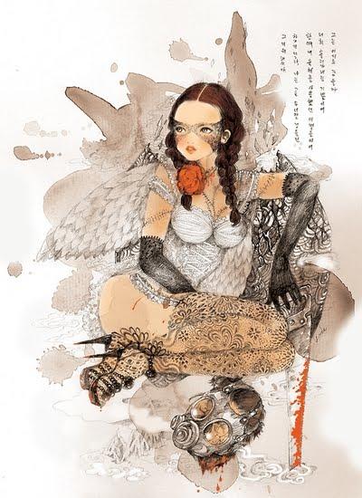 Kim Ok illustrator