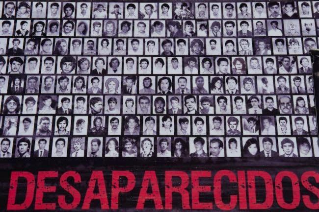 Clique na imagem e veja desaparecidos em todo o mundo.