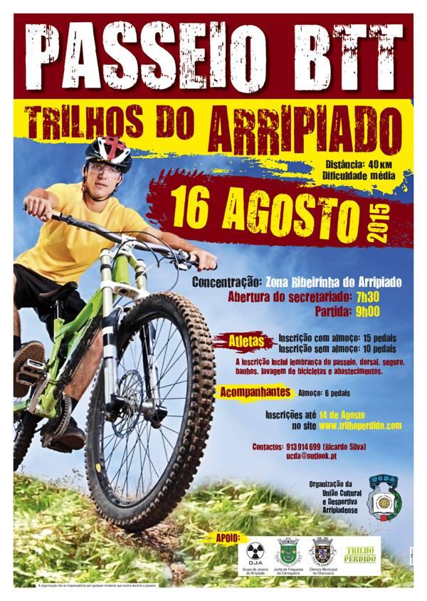 16AGO * ARRIPIADO