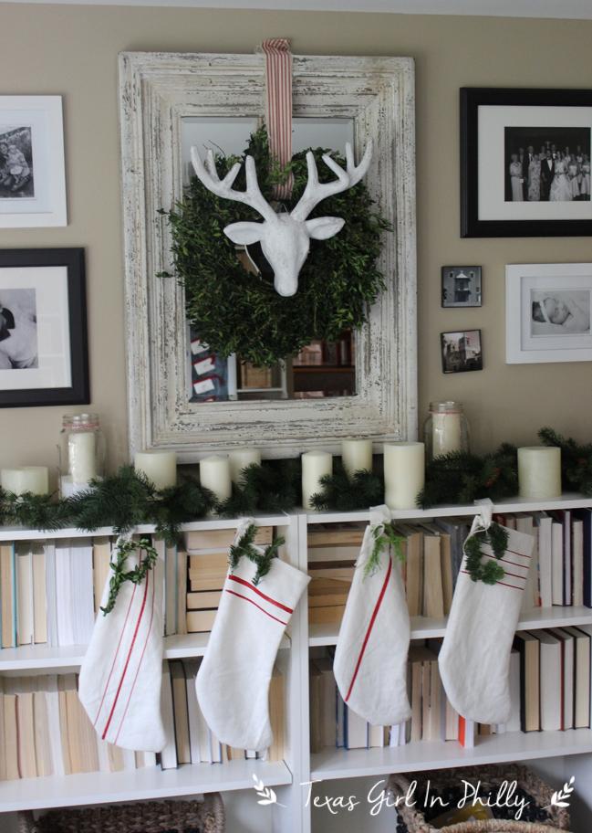 http://texasgirlinphilly.blogspot.com/2014/12/christmas-mantel.html