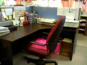 Meja kerja sejak 16 Jun 2011