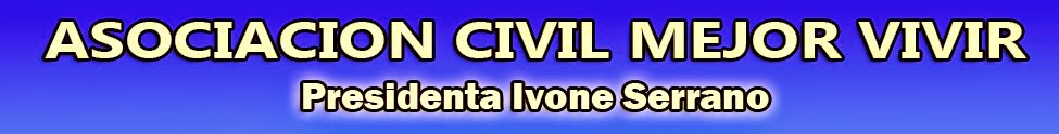 .ASOCIACION CIVIL MEJOR VIVIR