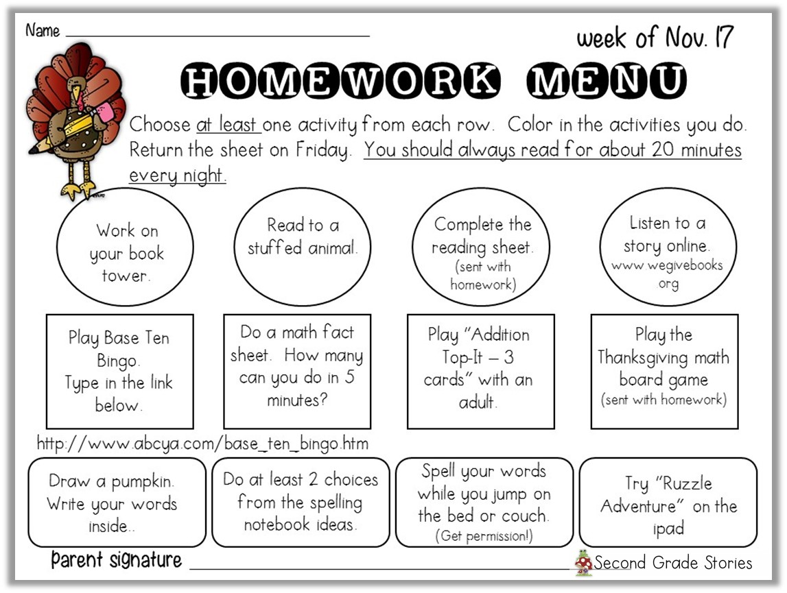 persuasive writing about homework