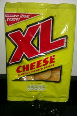 World Of Crisps: XL Cheese-A Cult Classic