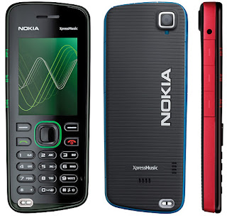 Download Free Firmware Nokia 5220 Xpress Music RM-411 v5.20 BI Only