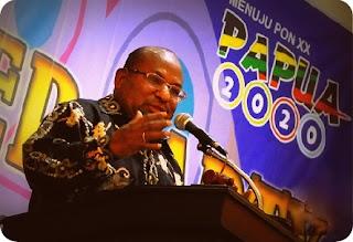 DPD-RI Dukung Papua Sebagai Tuan Rumah PON XX 2020