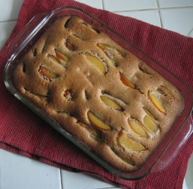 plum cake