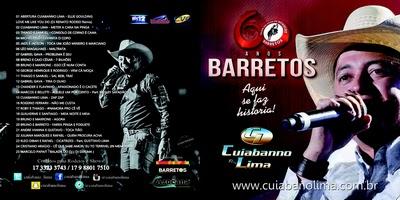 Cuiabanno Lima Barretos 60 Anos 2015