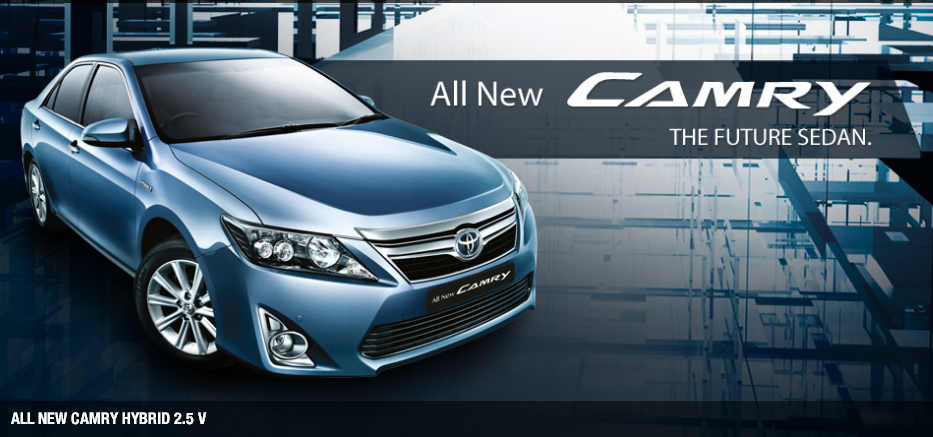Camry Hybrid Cars Best Indonesia