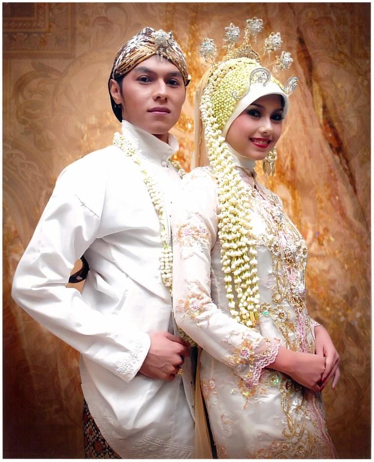 Gaun Pengantin Muslim Modern Baju Pengantin Muslim Muslimah Modern