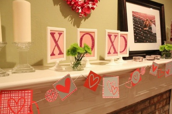 Simples Et Romantiques Ides De Dcorations Dcor De