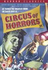 CIRCUS OF HORRORS - DVD