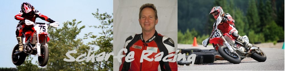 Steve Scharfe Race team