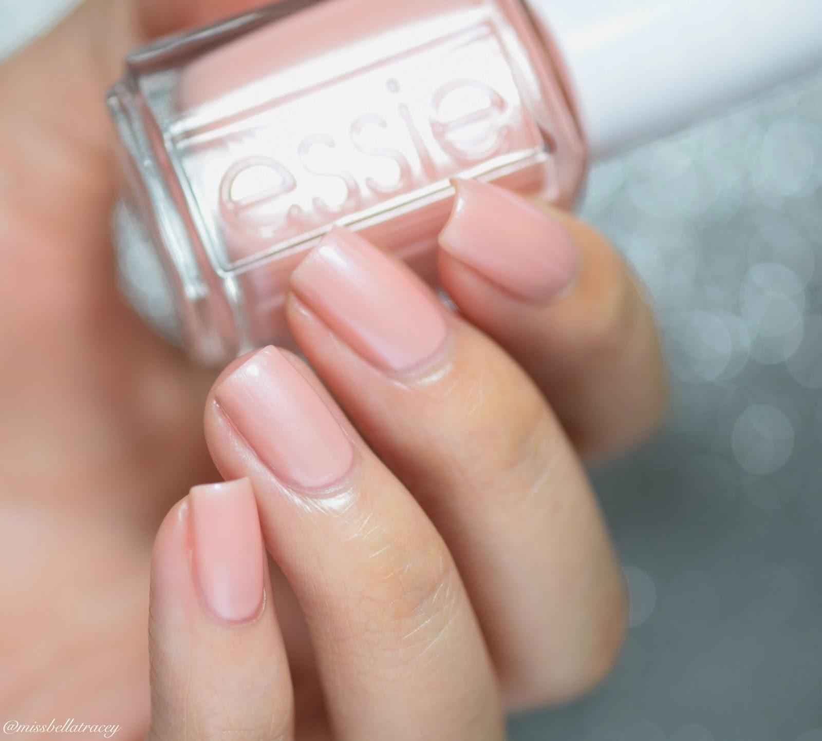 MissBellaTracey: Essie 2015 Bridal Collection