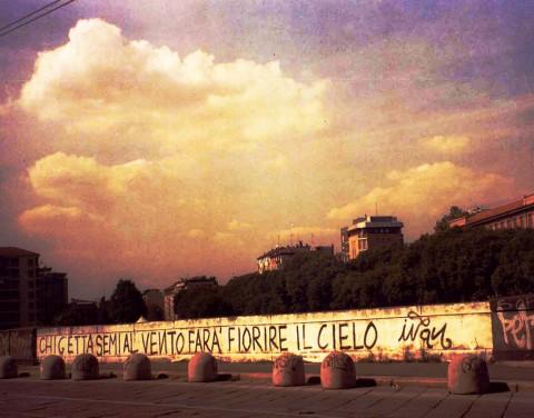 Primo festival Poesia di strada a Milano weekend 4 e 5 maggio