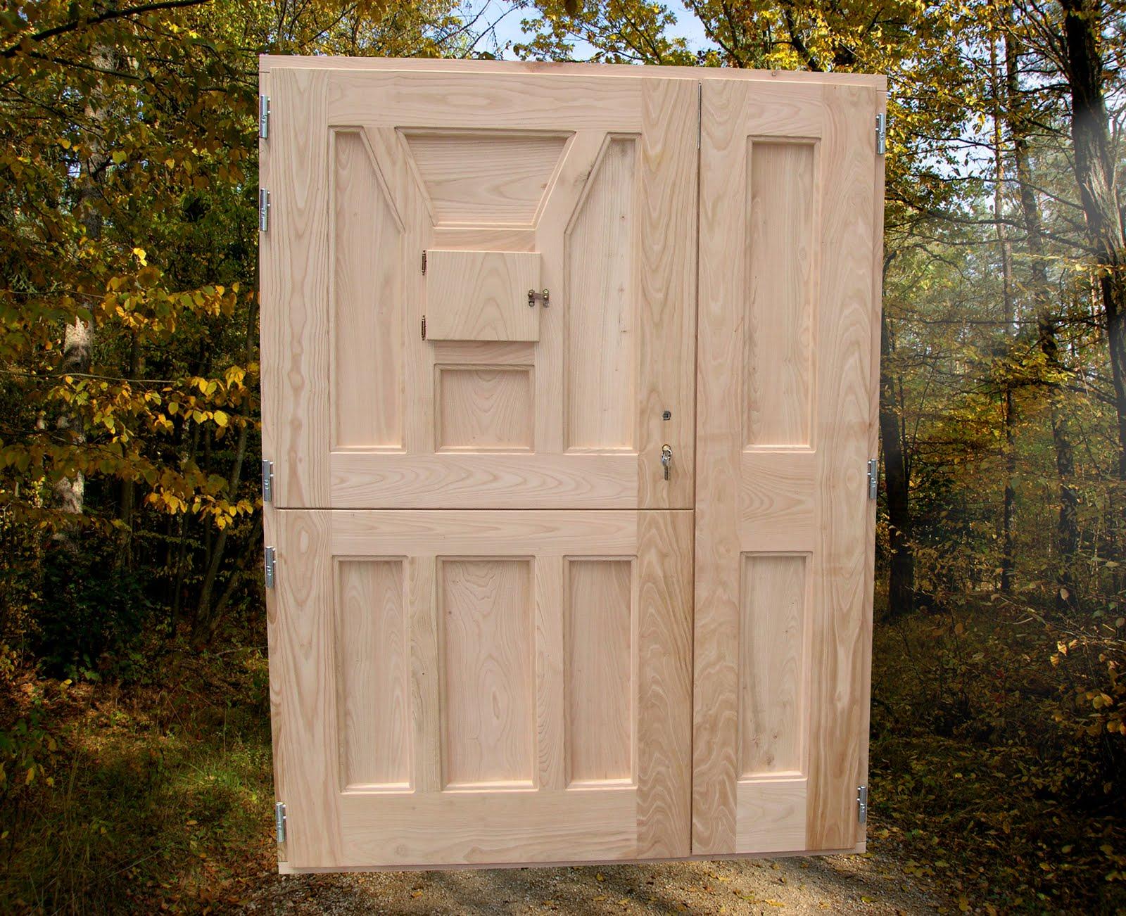 Puertas rusticas de casta o puertas rusticas de casta o - Puertas de castano ...