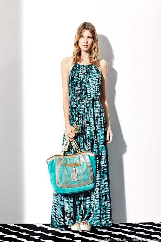 Vestidos primavera verano 2015. Colección Vitamina primavera verano 2015. Moda 2015.