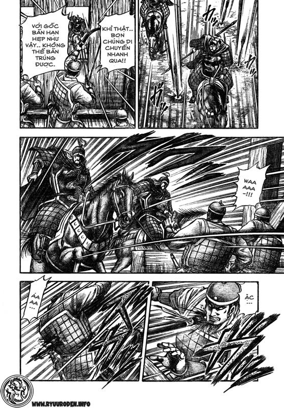 Chú Bé Rồng - Ryuuroden chap 176 - Trang 14