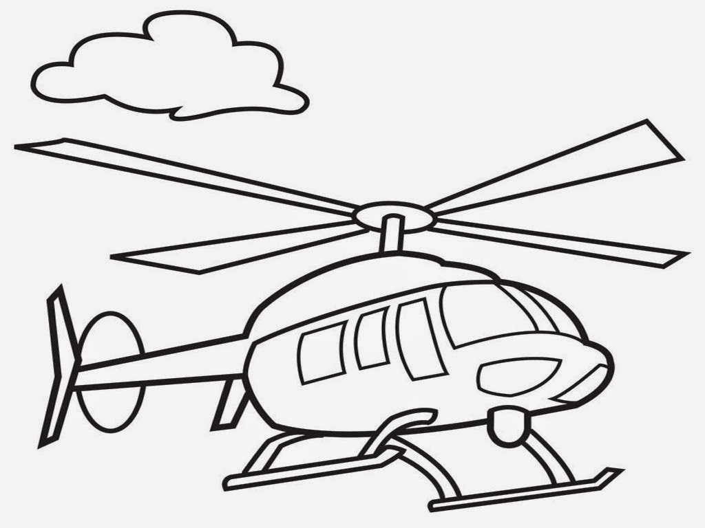 Huey Helicopter Coloring Pages Coloring Pages