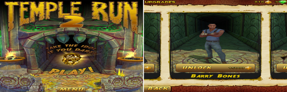 Temple Run 2 Hack – Cheats – Trainer