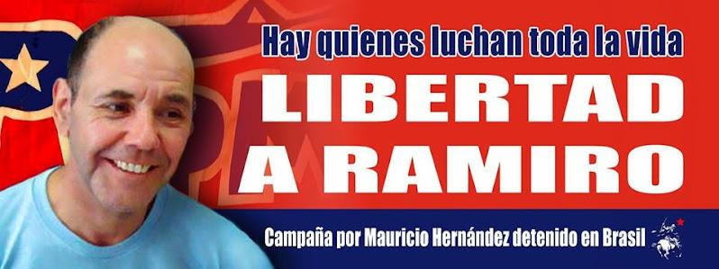 CAMPAÑA INTERNACIONAL POR LA LIBERTAD DE MAURICIO HERNANDEZ NORAMBUENA