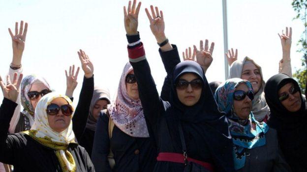 Τουρκία:  Καταργήθηκε διάταγμα του 1980