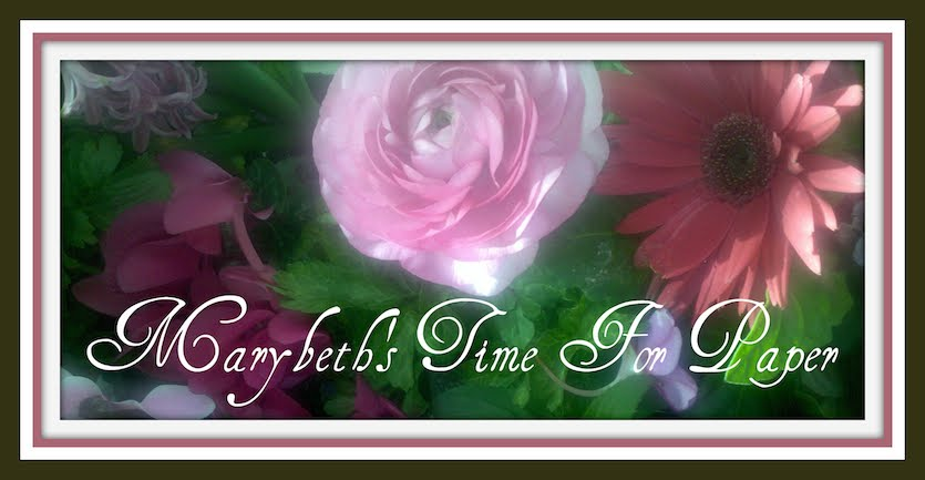 Marybeths time for paper