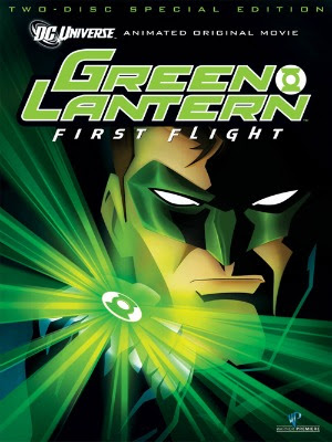Chiến Binh Xanh : Trận Chiến Đầu Tiên Green Lantern: First Flight