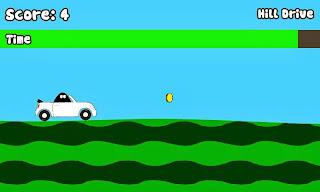 Minijuego del coche de Pou