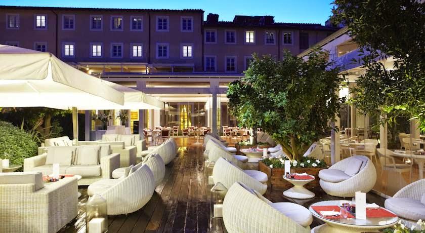 Roma (Italia) - Gran Melià Rome 5* - Hotel da Sogno