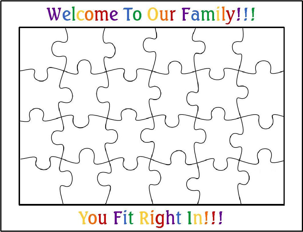 24 Piece Puzzle Template Choice Image Puzzles Games Free