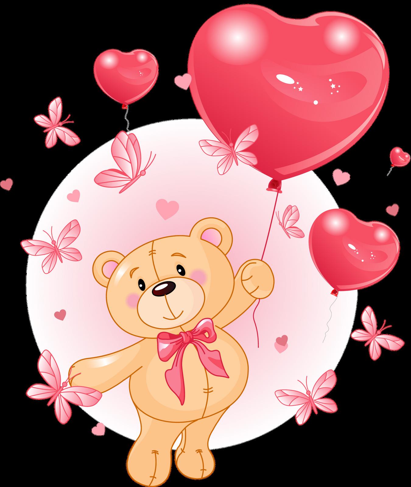 Imagenes De Ositos Tiernos Para Colorear - Imagenes Tiernas: Coleccion de osos cariñosos para