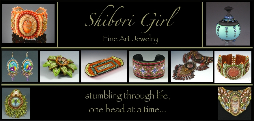 Shibori Girl