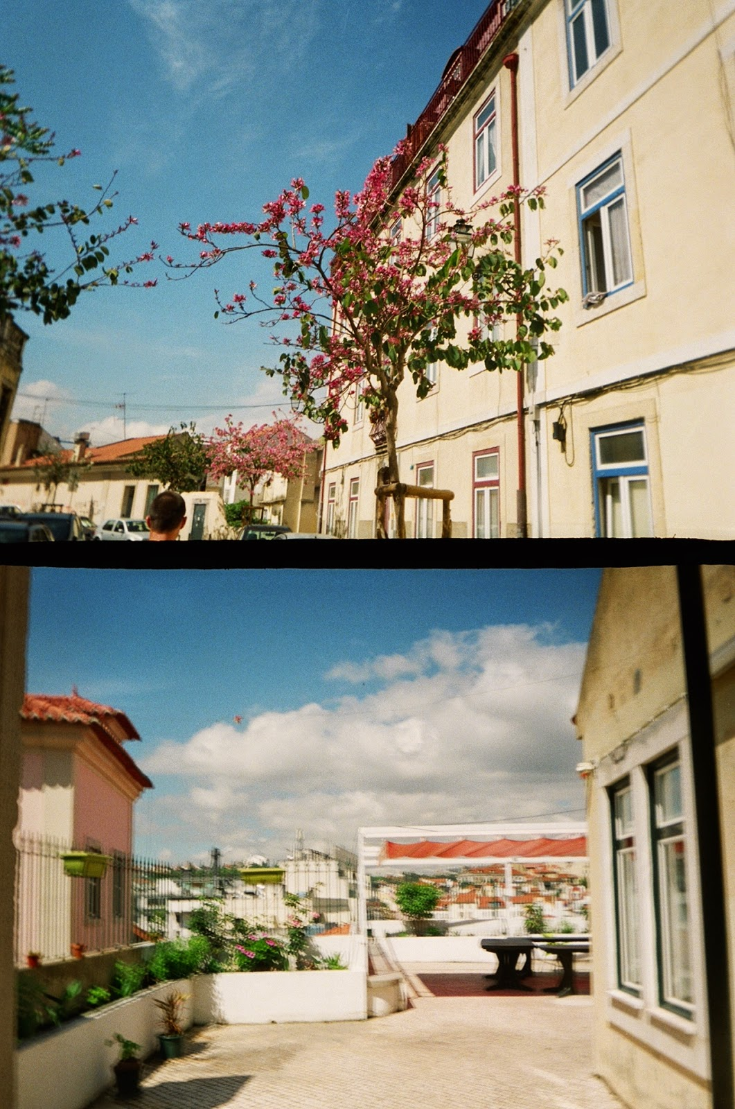 Lisbon Lisboa Portugal film goldenhalf