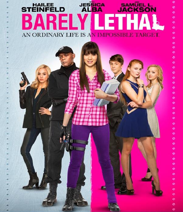 BARELY LETHAL (2015) สายลับหัดเริ่ด [MASTER][1080P HQ] [เสียงไทยมาสเตอร์ 5.1]