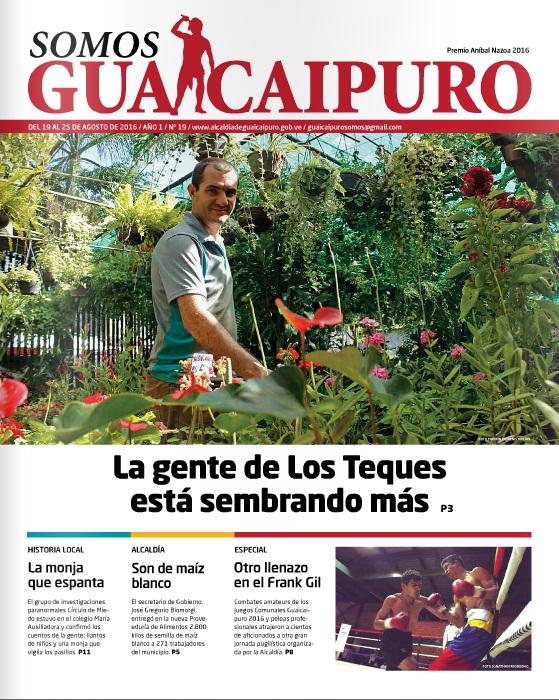 Somos Guaicaipuro 19