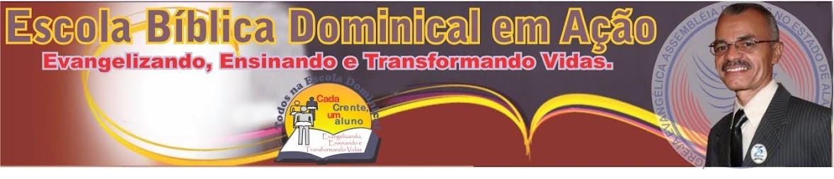 Escola Bíblica Dominical em Ação