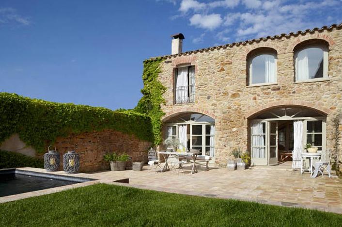 Una masia en el ampurdan catalan fantastic catalan farmhouse - Casa en catalan ...
