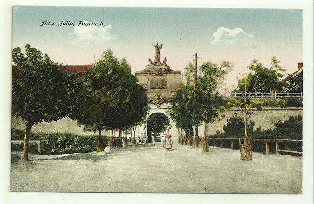 Alba Iulia de odinioara