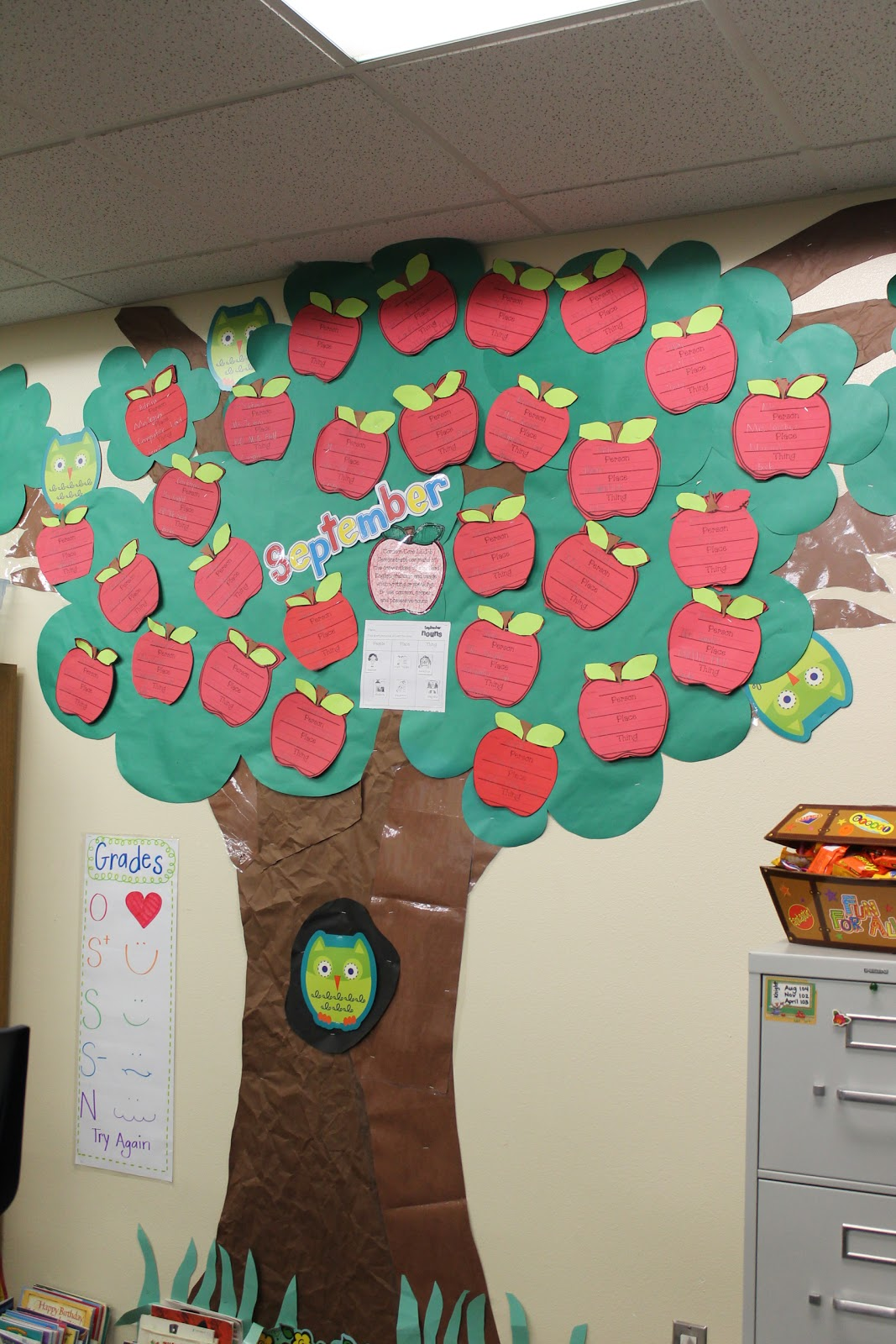 Classroom Board Ideas For Kindergarten ~ Happy joy teacher to the core