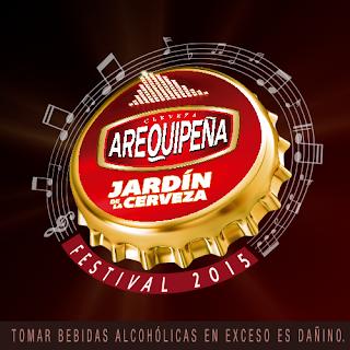 jardin de la cerveza arequipeña 2015